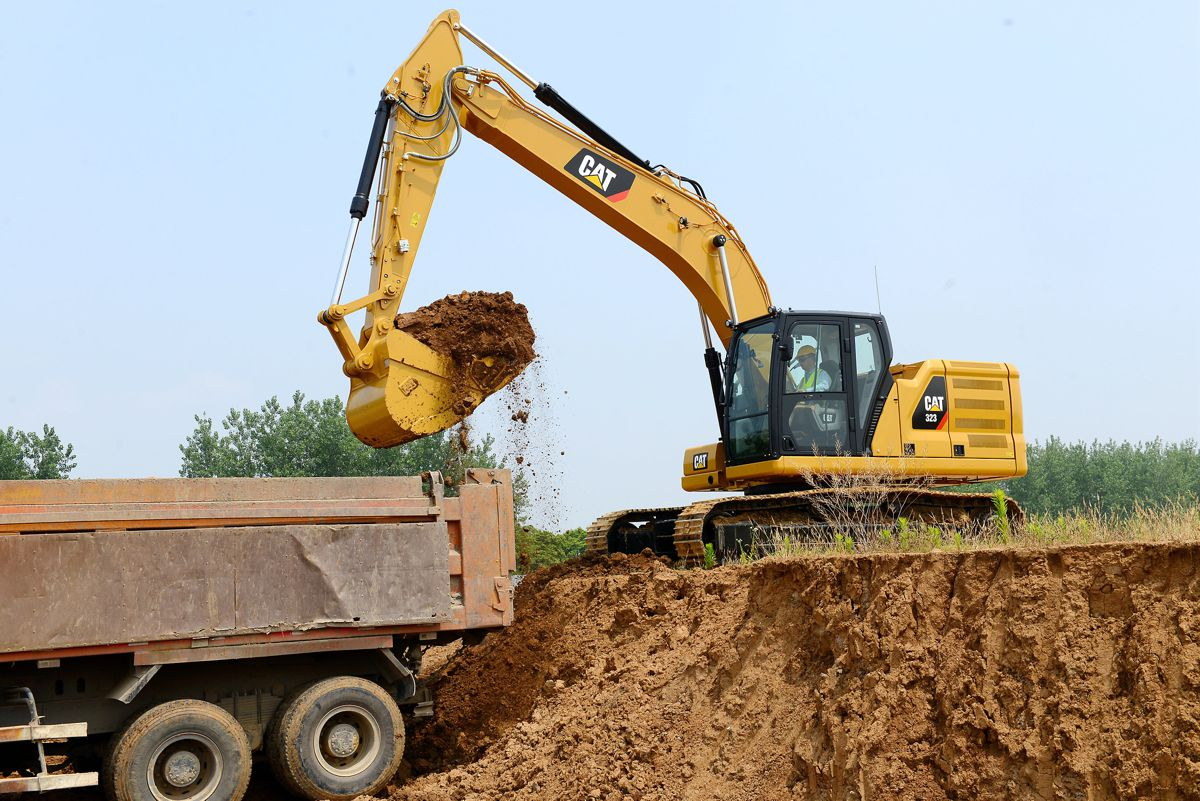 3 next generation 20 ton size Cat excavators offer choices, efficiency and lower costs