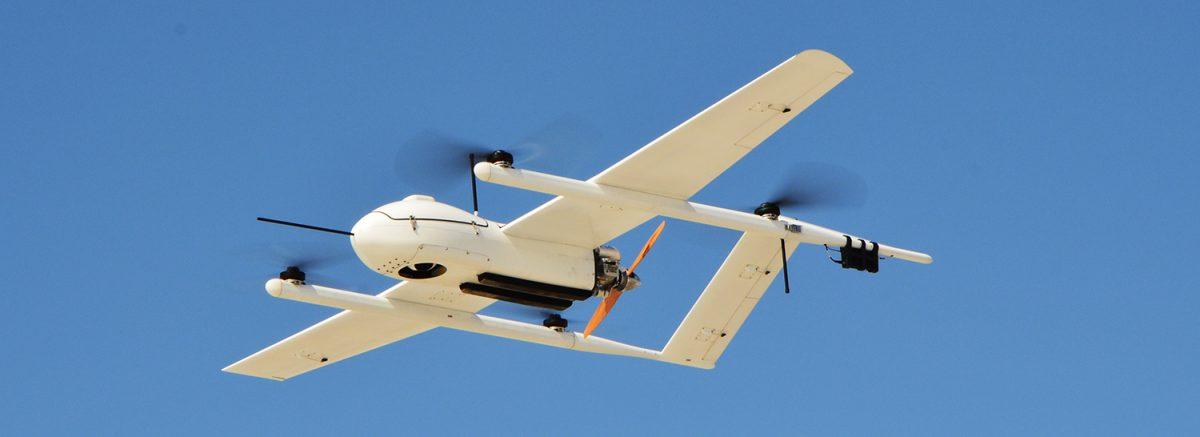 Phoenix LiDAR and JOUAV launch TerraHawk CW-30 for VTOL/UAV aerial mapping