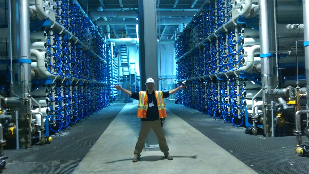 Research by MIT taps into efficient high-pressure desalination