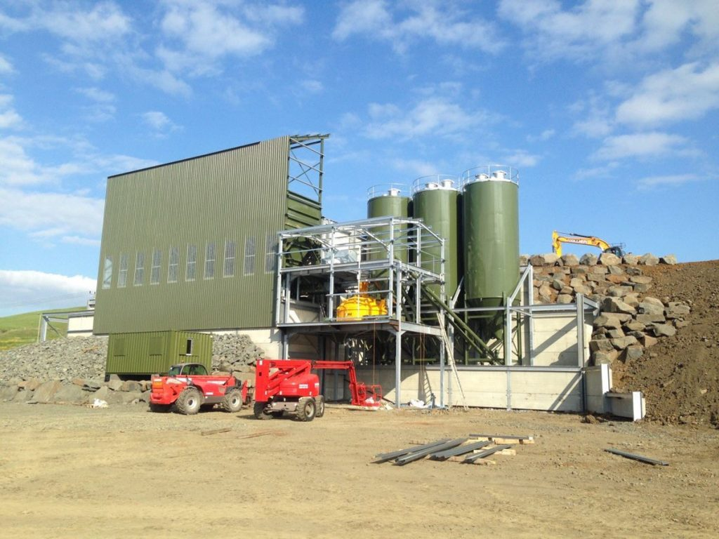Rapid International Ltd's Bespoke Mixing Technology Facilitates Collier Group's Entrance into Concrete Industry.