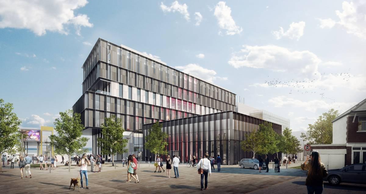 Contractors invited to meet Cardiff University Campus bidders