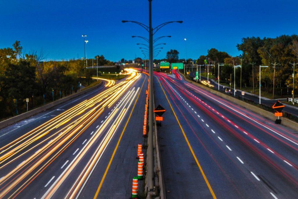 Highways Lights - Photo by Jcneto