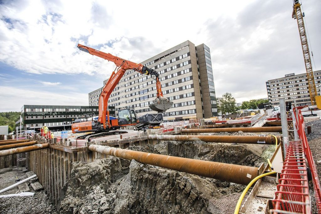 Hitachi indispensable on high-profile project in Sweden