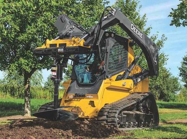 John Deere strengthens durability of planetary augers