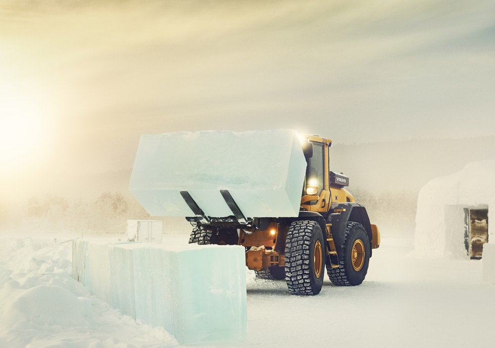 The culmination of Volvo Construction Equipment's latest brand campaign, 'Building Tomorrow' documents the quest for a more sustainable future.