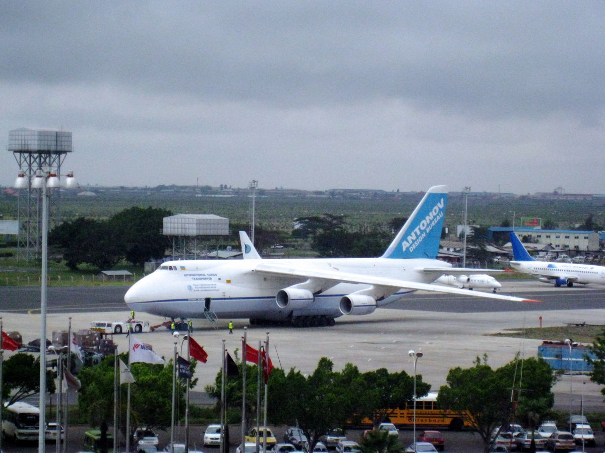 Environmental and social impact of expanding Jomo Kenyatta International Airport in Kenya