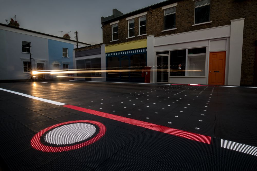 Pedestrian crossing of the future unveiled in London to help tackle the 7,000 incidents recorded each year at UK crossings