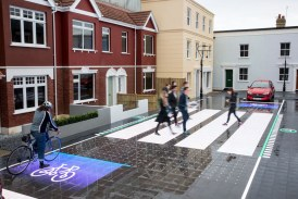 Smart and responsive Pedestrian Crossing unveiled in London