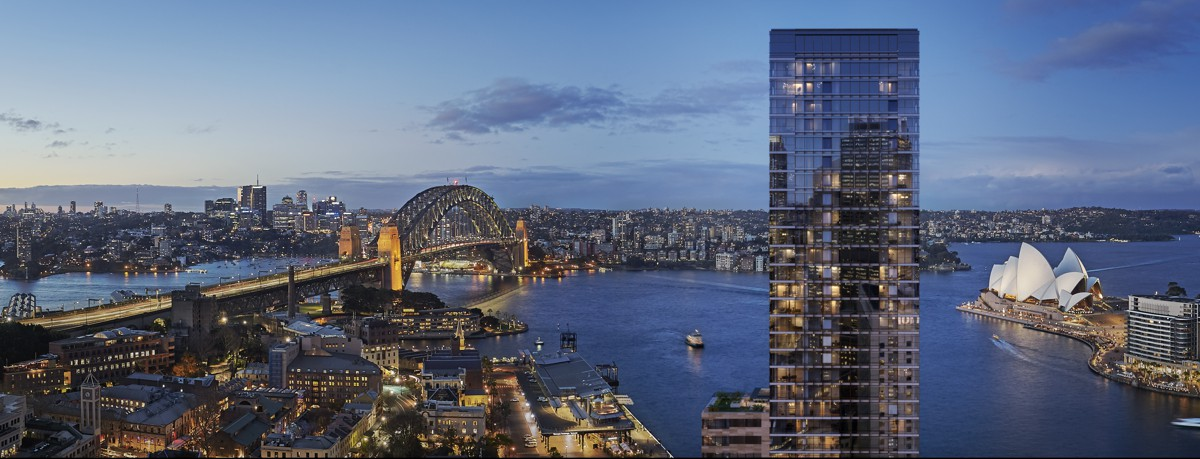 Sydney Harbour set for an iconic new development