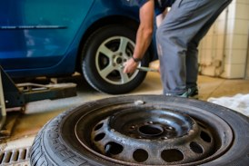 Tyre safety blitz for UK as Highways England works to drive down incidents
