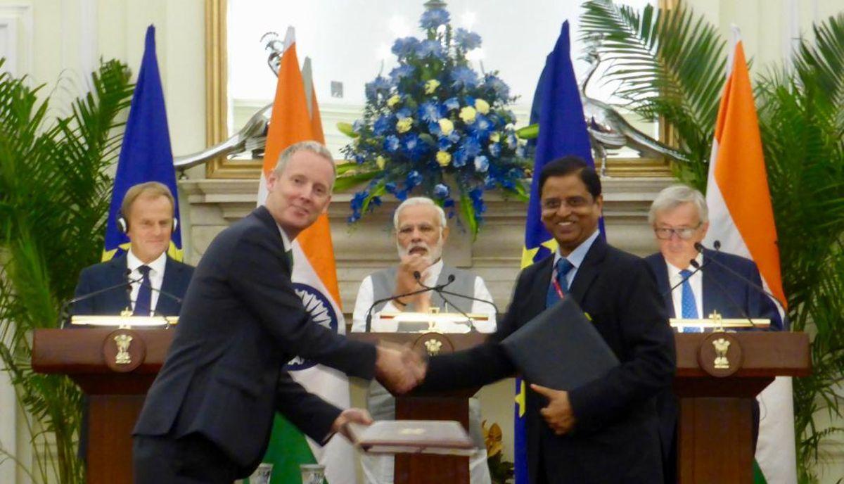 Record €500m EIB loan for India's Bangalore Metro