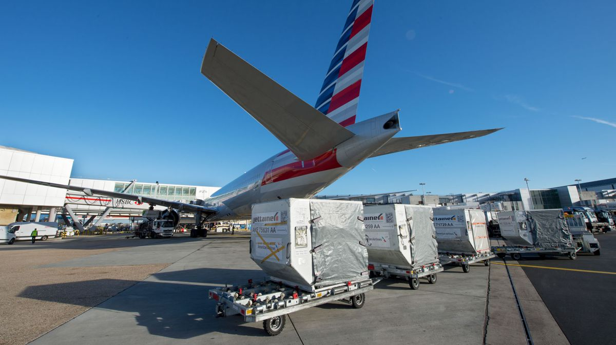 Heathrow will reduce freight emissions and still increase cargo capacity