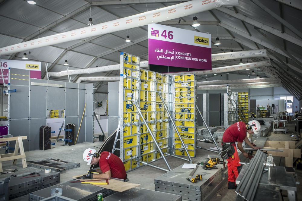 Inspiring the next generation through formwork and construction