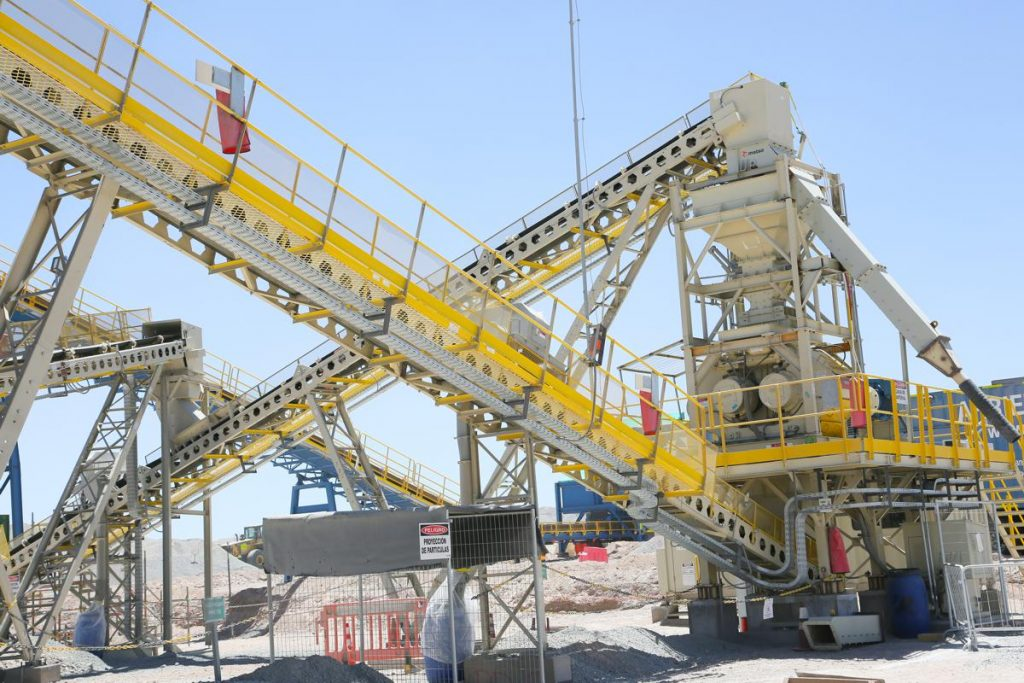Scalability of Metso's award-winning HRC technology confirmed in pilot testing in Chile