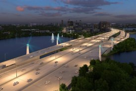 Florida's 21 mile, $2.3 billion, Interstate 4 reconstruction supported by VolvoCE