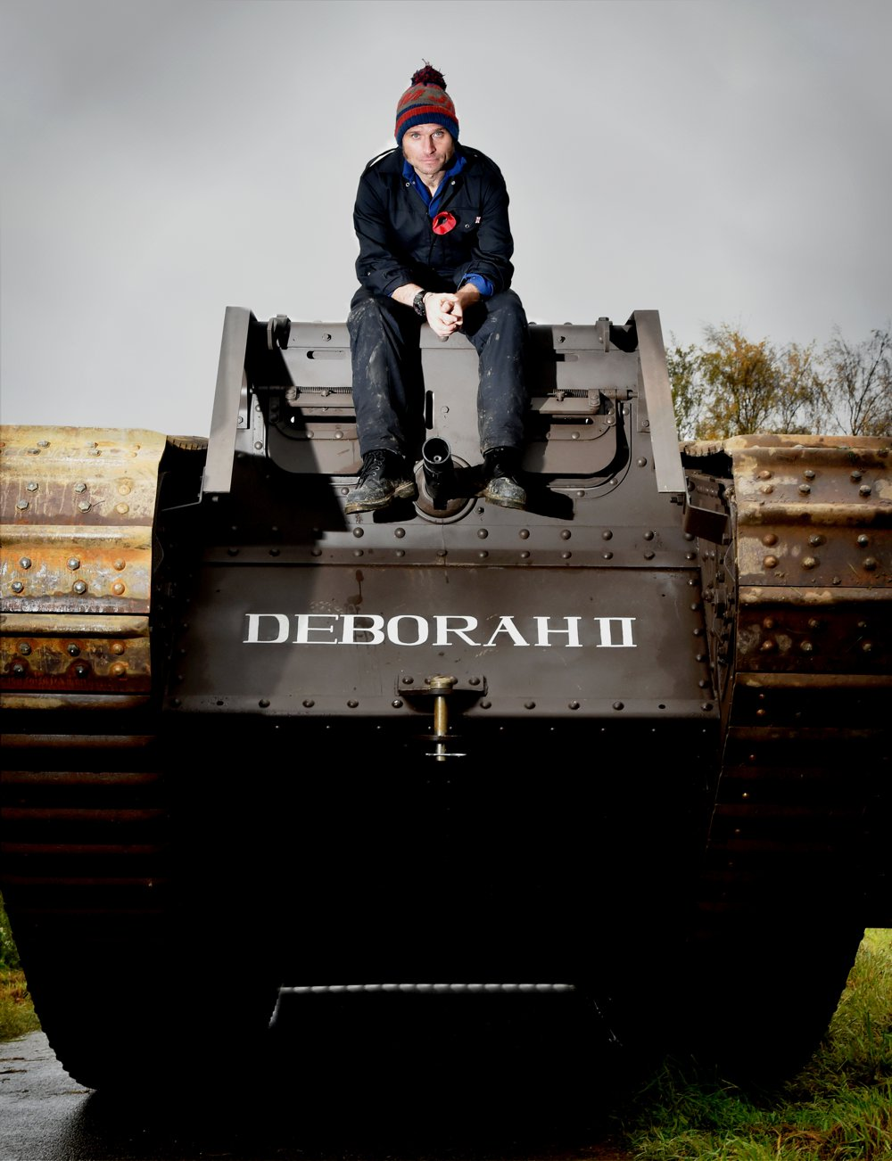 The replica tank itself will return to the UK and will remain at the Norfolk Museum. There it will form the centrepiece of an impressive World War One display and act as a lasting tribute to the brave crews who lost their lives in the conflict.