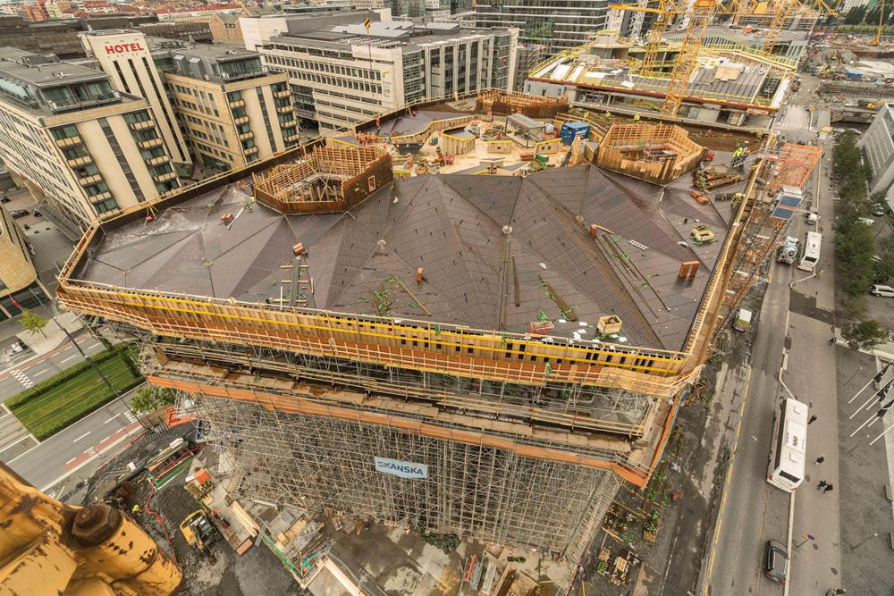 Doka made-to-measure formwork for complex projects