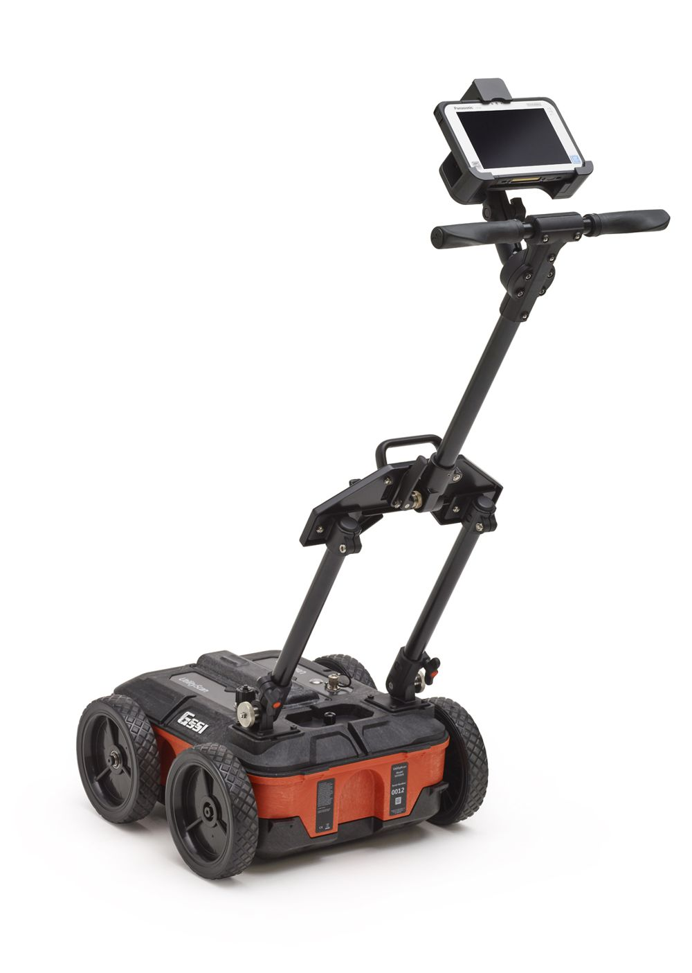GSSI showcases their latest GPR technology at World of Concrete 2018