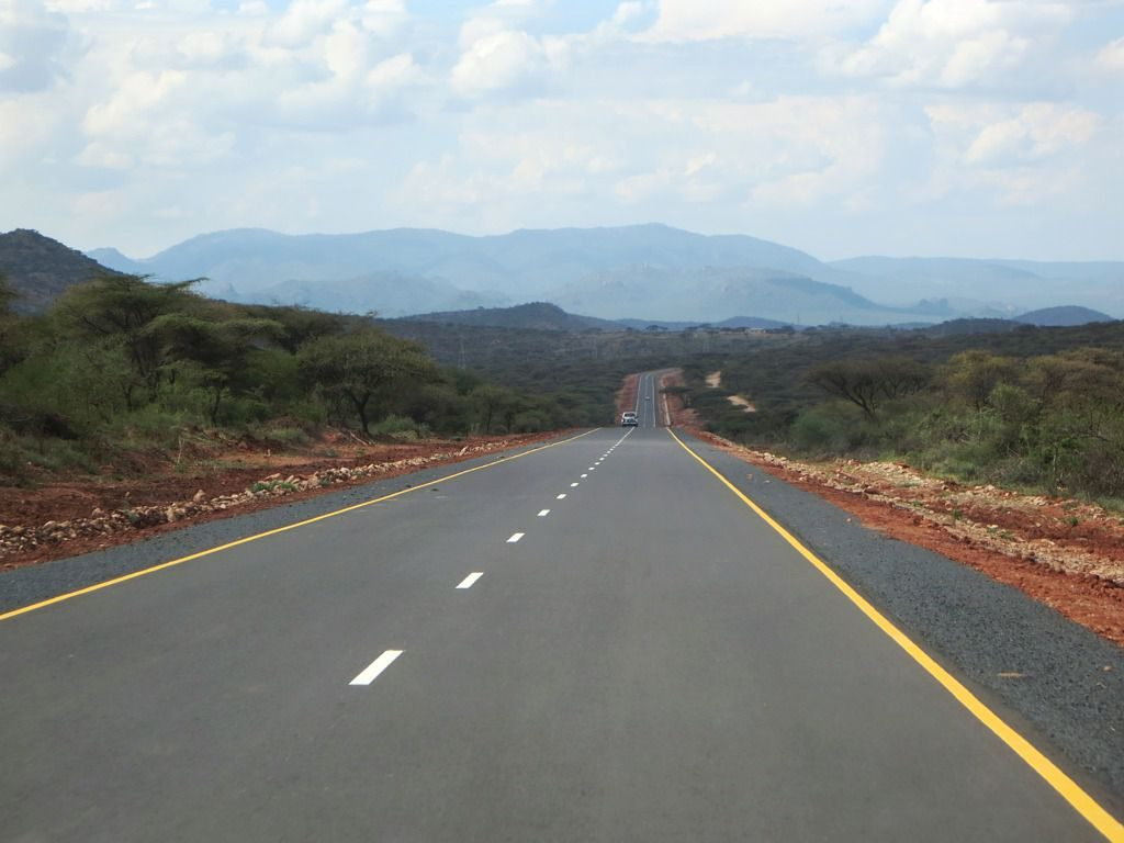 Kenya Highway - Photo by David Stanley