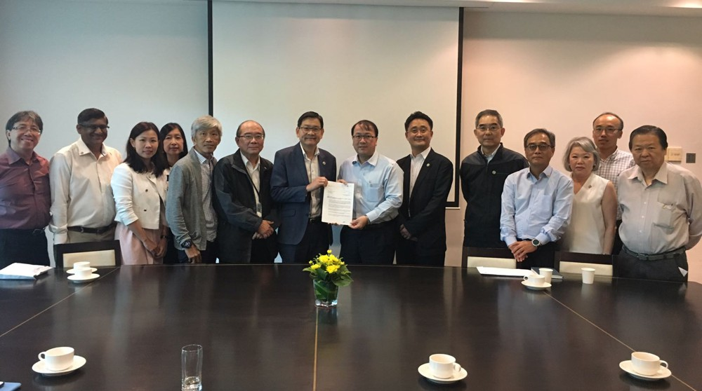Samsung C&T Wins First North-South Corridor Contract in Singapore. Another Singapore civil contract awarded based on expertise & experience