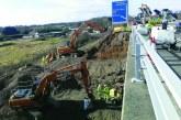R&W Civil Engineering wins share of £100m M25 Motorway Works