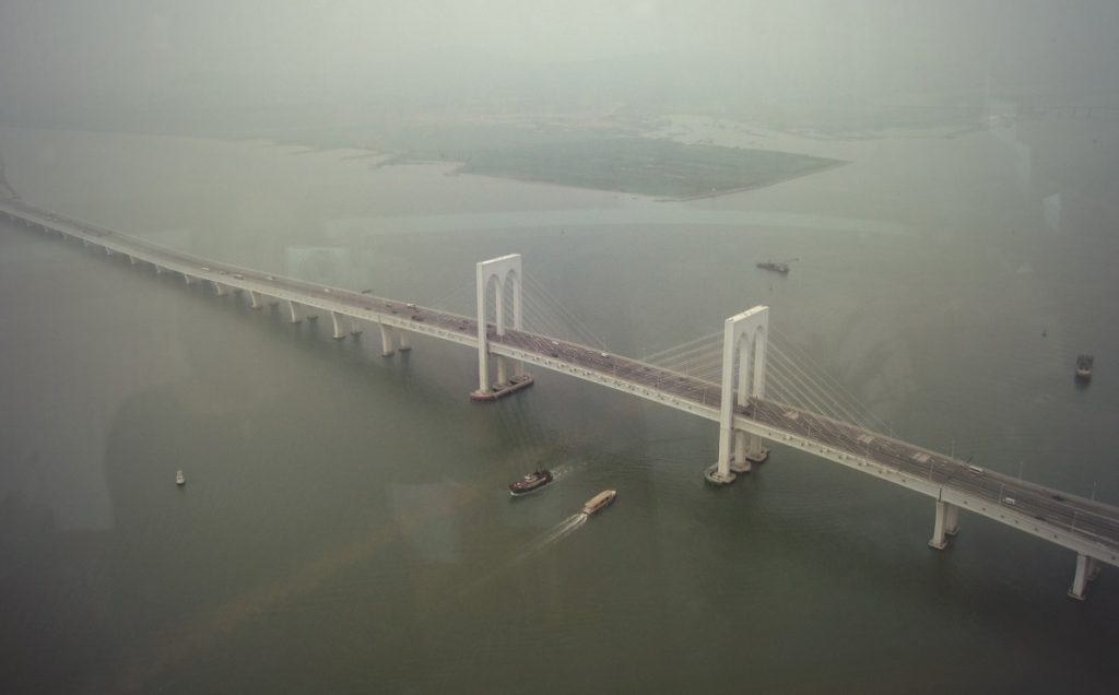 Macau Bridge - Photo by Electric Tuesday