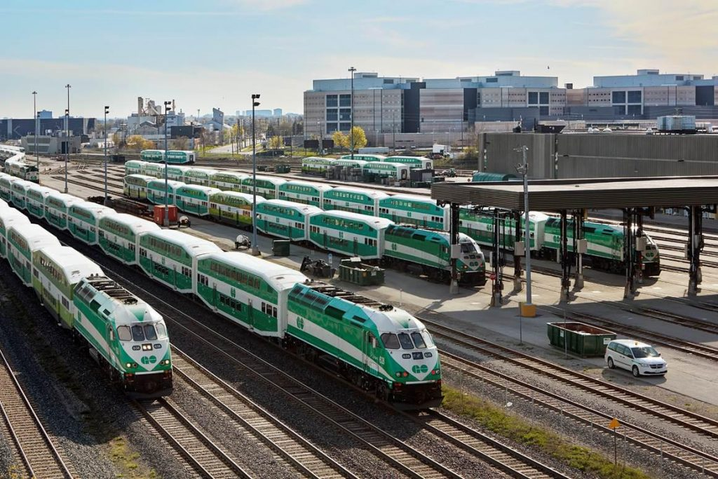 Parsons selected as Technical Advisor for Metrolinx enhanced train control and signalling