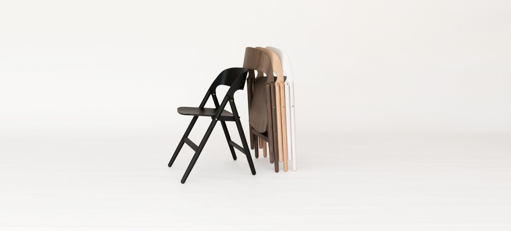 The judges awarded the Narin Chair the Production Made award for its elegant, distinctive, logical and comfortable design.