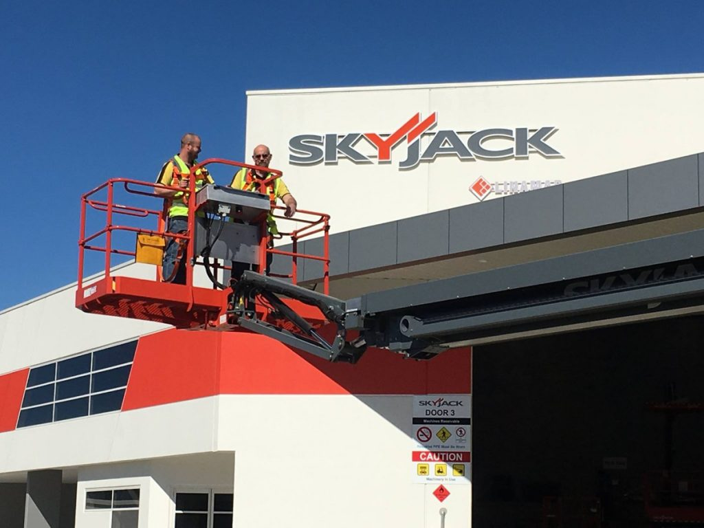 Skyjack increases its Australian presence with brand new space