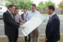 Australia's Melbourne NE Link biggest ever transport project in Victoria