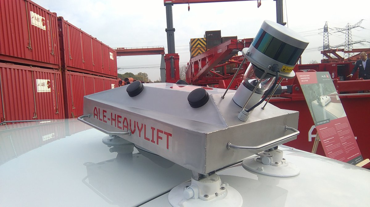 ALE Heavylift revolutionises route surveying with new technology