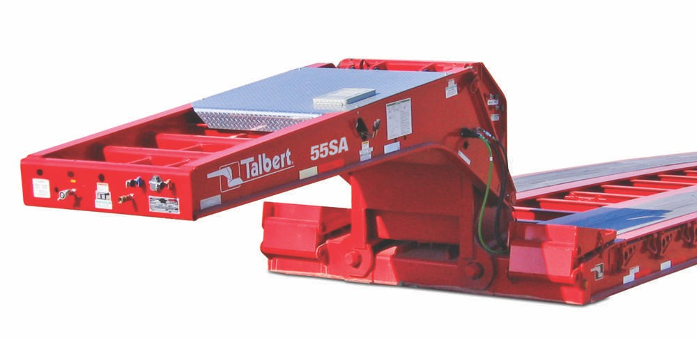 Talbert honours the 70th anniversary of the Removable Gooseneck