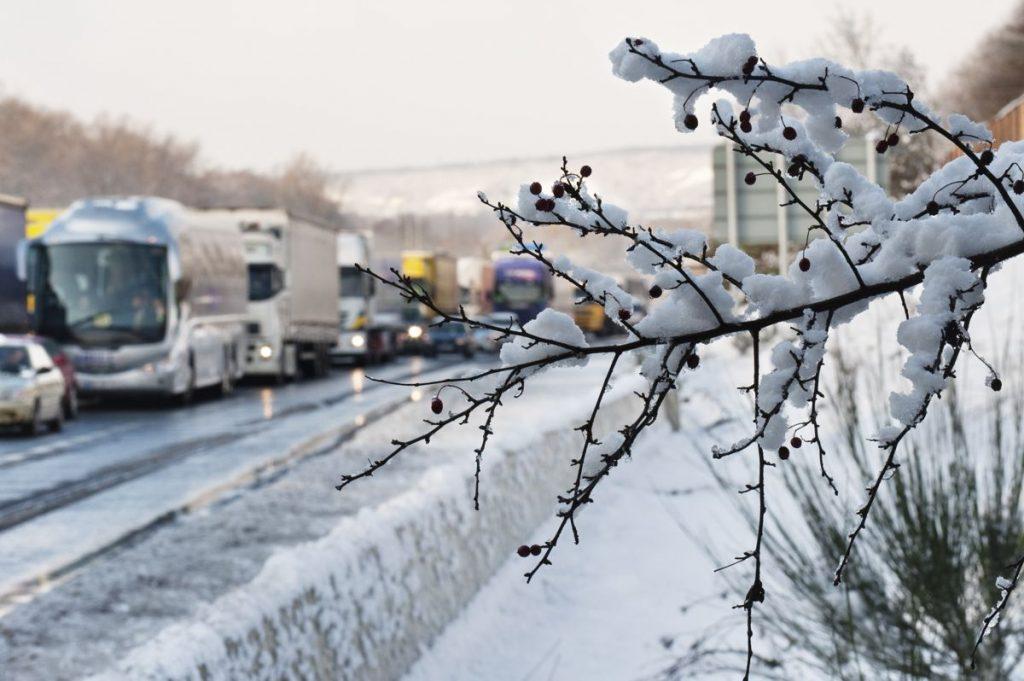 Traffic Jam - Photo by Highways England