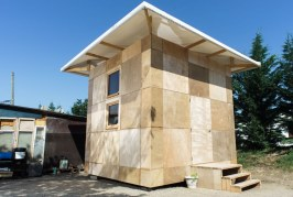 Building an innovative, modular, transformable, easy to dismantle wooden home
