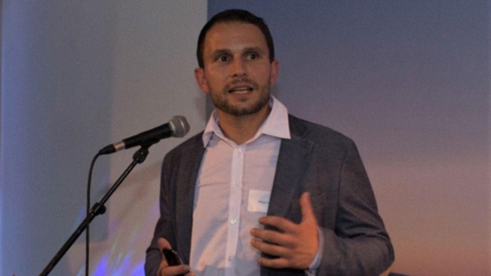 Dr. Philipp Sinn, founder and CEO of SINN Power