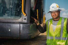 Smooth operators – the Excavator experts behind the Florida megaproject