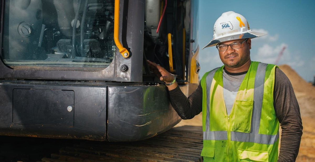 Smooth operators - the Excavator experts behind the Florida megaproject