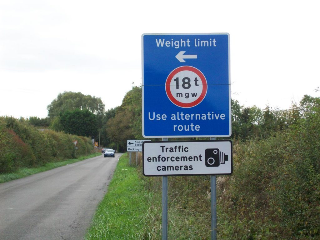 Oxfordshire deploys Siemens traffic weight enforcement system