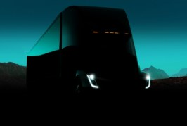 The Tesla Semi will deliver a high-tech and ultra-safe truck alternative.
