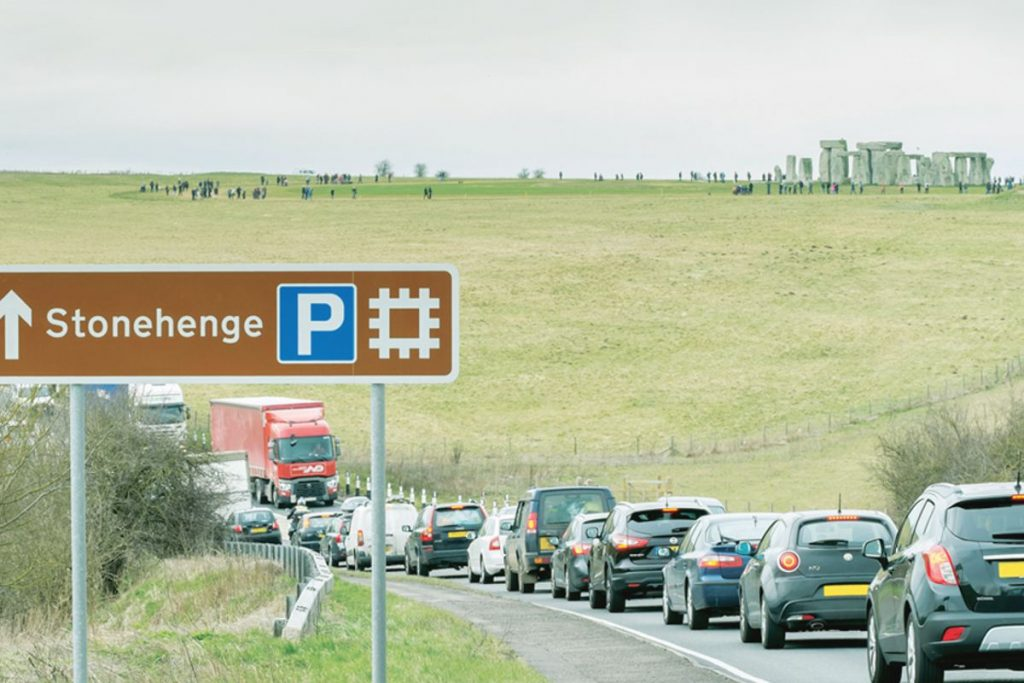 Highways England continues archaeological survey work on A303 Stonehenge scheme