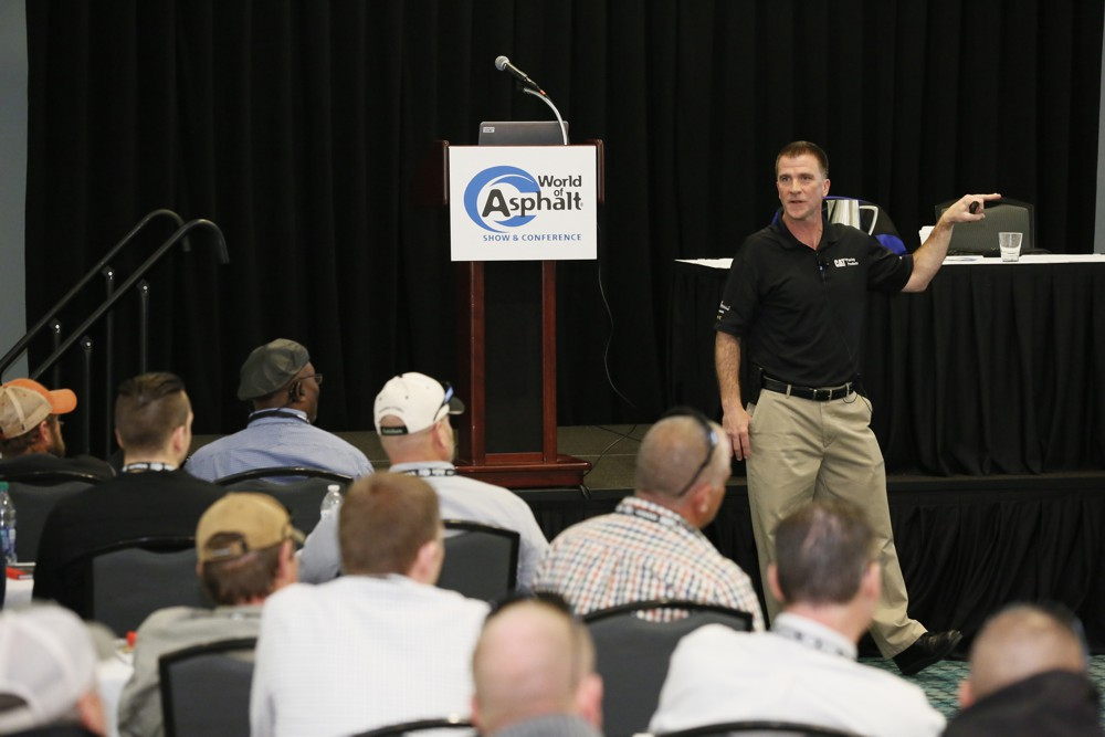 Learn to grow your business at the World of Asphalt and AGG1 Academy