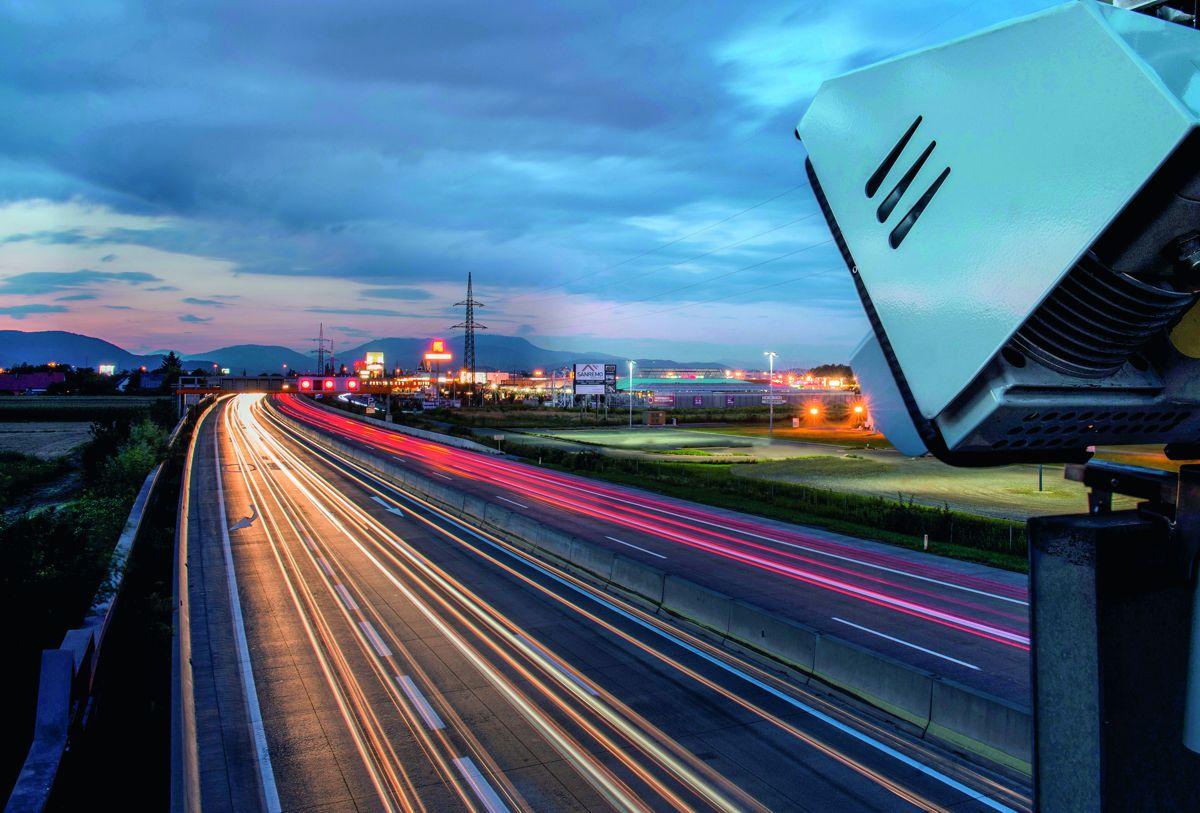 EFKON delivers intelligent enforcement system for Austria's toll roads