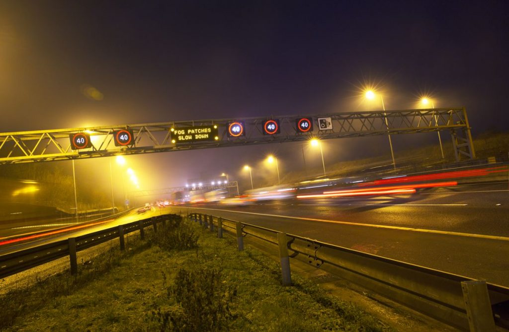 Telent Technology Services awarded UK road monitoring contract