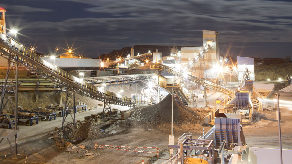 Lundin Mining awards contract to Metso for Somincor Zinc Project in Portugal