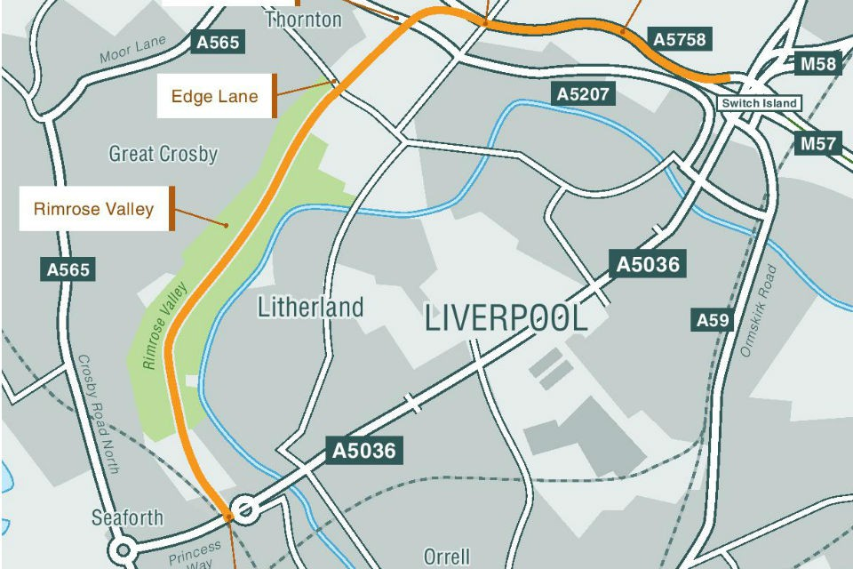 Highways England has reiterated its view that building a new bypass is the best option to replace the A5036 Port of Liverpool route in Merseyside.