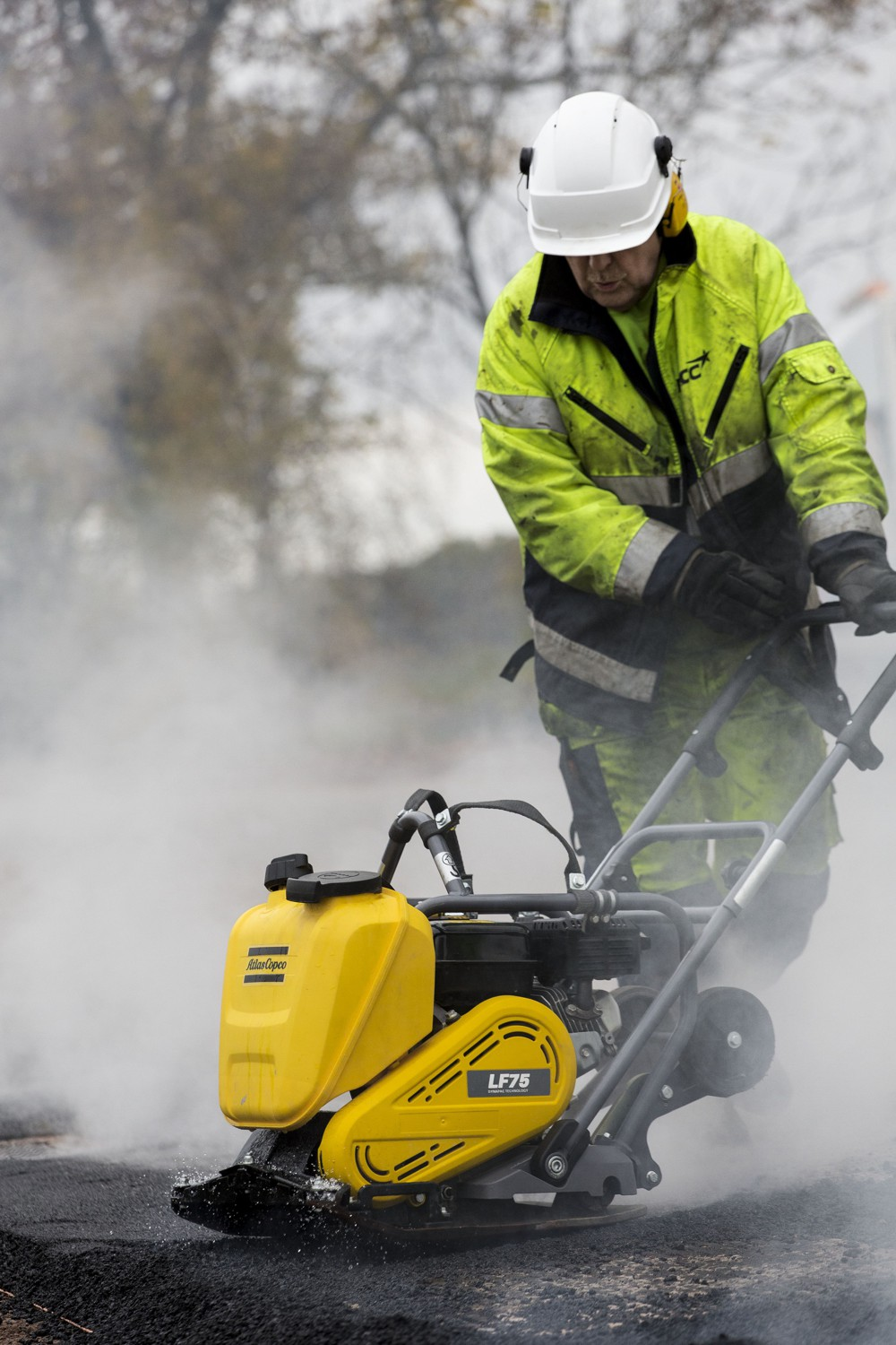 Atlas Copco to divest concrete and compaction business to Husqvarna Group