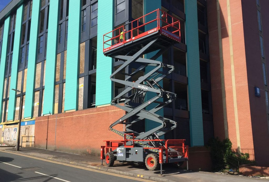 Skyjack boosts Ashbrook fleet as rental company quickly expands its business