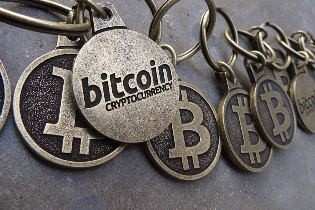 Bitcoin Blockchain - Photo by BTC Keychain