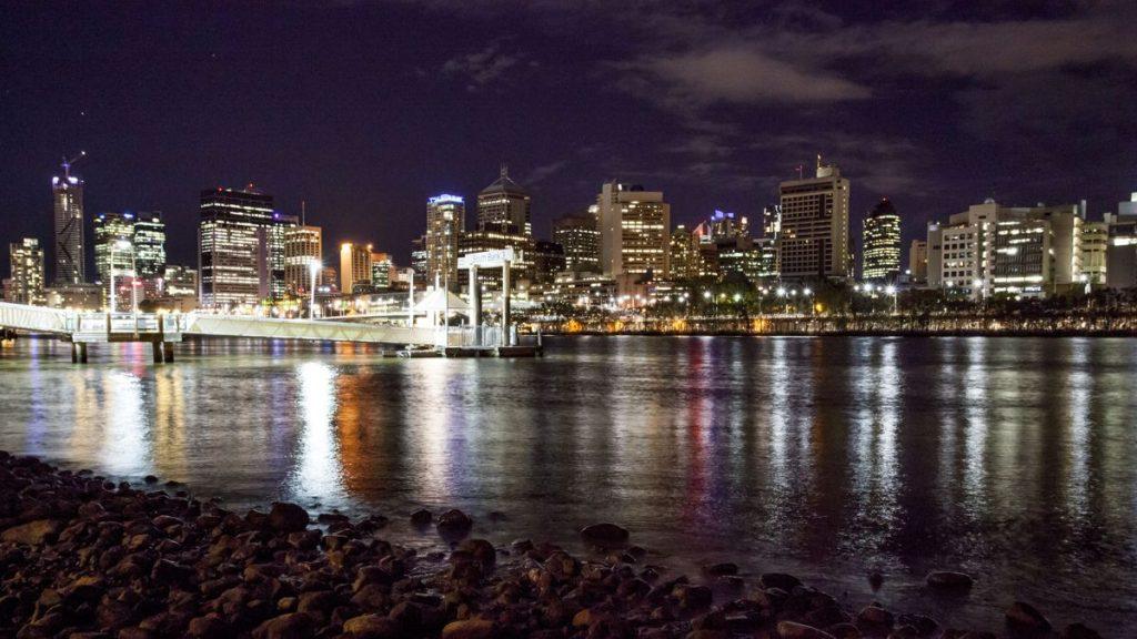 Brisbane City - Photo by Andi Ryan