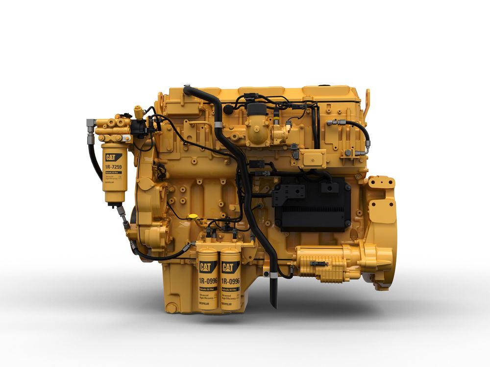 Caterpillar expands Industrial Engine range with new 12.5 litre engine